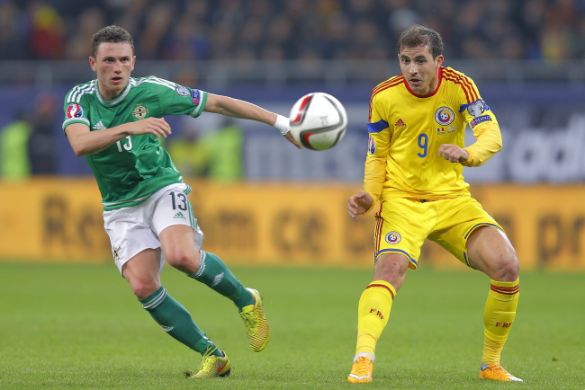 Romania vs Northern Ireland