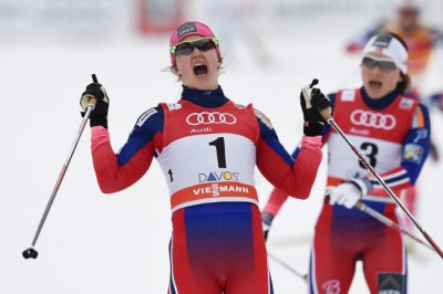 Cross Country World Cup in Davos