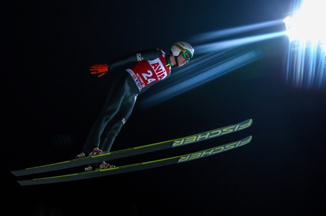 FIS Ski Jumping World Cup in Nizhny Tagi