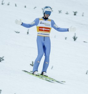 FIS ski jumping World Cup in Bad Mitterndorf