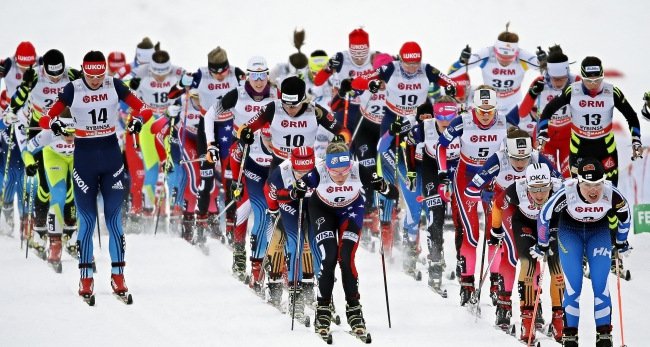 Cross Country Skiing World Cup in Rybinsk