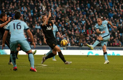 Manchester City FC vs Hull City AFC