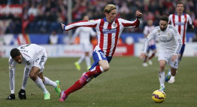 ATLETICO MADRID VS. REAL MADRID