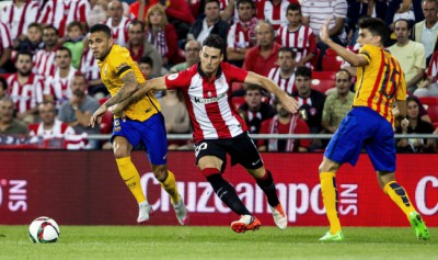 ATHLETIC BILBAO VS F. C. BARCELONA