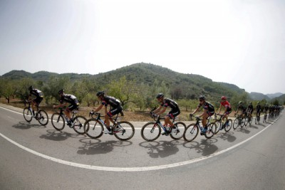Tenth stage of the La Vuelta 2015 Spanish cycling race