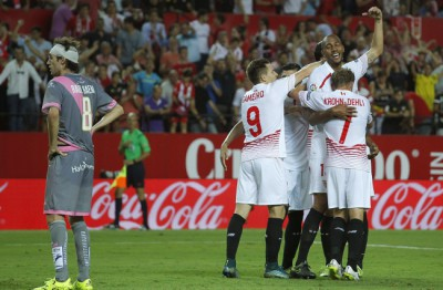 Sevilla vs Rayo Vallecano