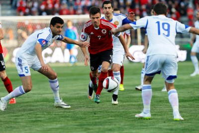 ALBANIA SOCCER UEFA EURO 2016 QUALIFICATION