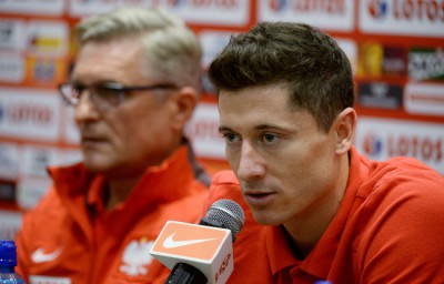 Adam Nawa³ka Robert Lewandowski