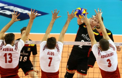 2015 CEV Volleyball European Championship Men