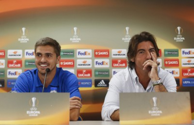 Belenenses press conference