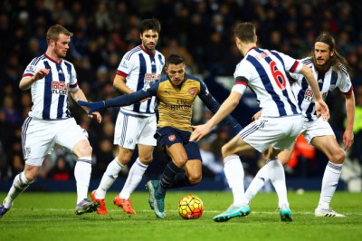 West Bromwich Albion vs Arsenal FC