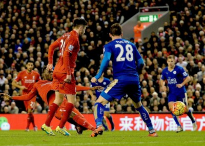 Liverpool - Leicester (2)