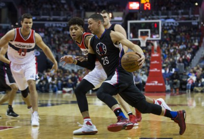 Los Angeles Clippers at Washington Wizards