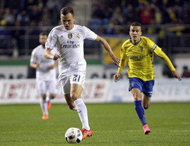 CADIZ FC VS REAL MADRID