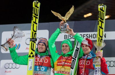 64th Four Hills Tournament in Bischofshofen