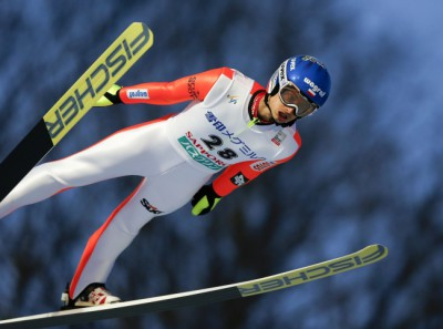FIS Ski Jumping World Cup in Sapporo