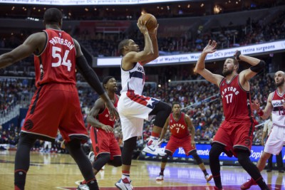 Toronto Raptors at Washington Wizards