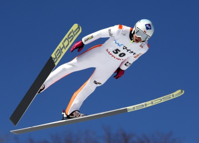 Ski Jumping World Cup in Sapporo