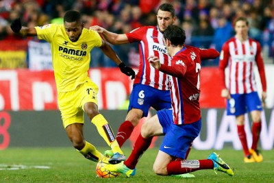 Atletico Madrid vs Villarreal CF