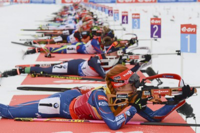 Biathlon World Cup in Canmore