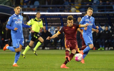 Empoli FC vs AS Roma