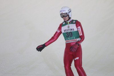FIS Ski Jumping World Cup in Lahti