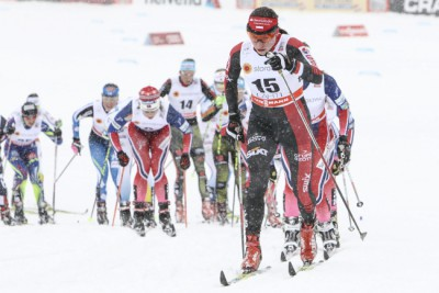 FIS Cross-Country skiing World Cup in Lahti