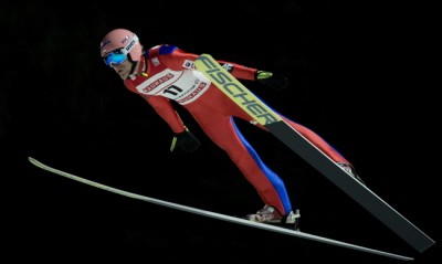 Ski Jumping World Cup in Trondheim