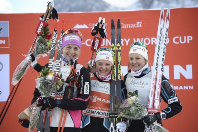 WORLD CUP CROSS COUNTRY SKIING