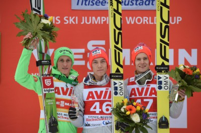 World Cup Ski Jumping in Titsee-Neustadt