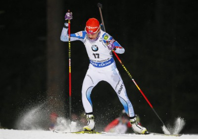 Biathlon World Cup in Khanty-Mansiysk
