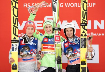Ski Jumping World Cup in Planica