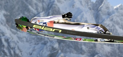 Slovenia Ski Jumping Team competition
