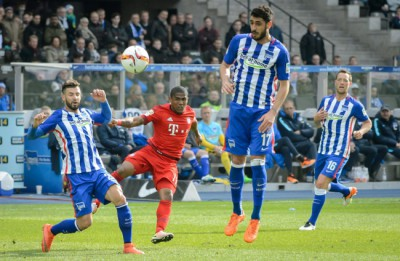 Hertha BSC vs. FC Bayern Munich