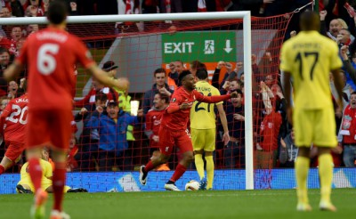 Liverpool FC vs FC Villarreal