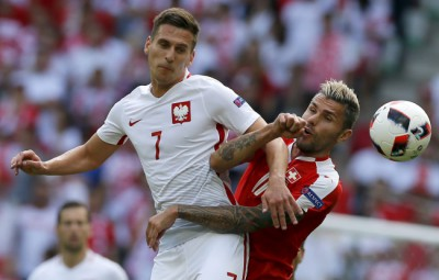 Round of 16 Switzerland vs Poland