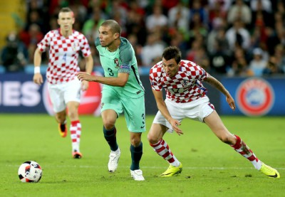 Round of 16 Croatia vs Portugal