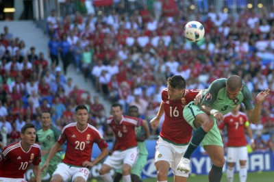 Group F Hungary vs Portugal