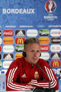 Hungary press conference