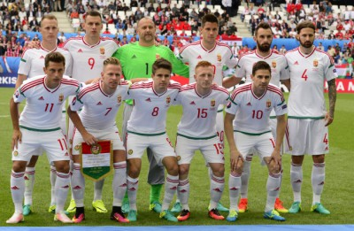 Group F Austria vs Hungary