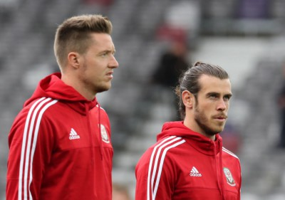 Wales training