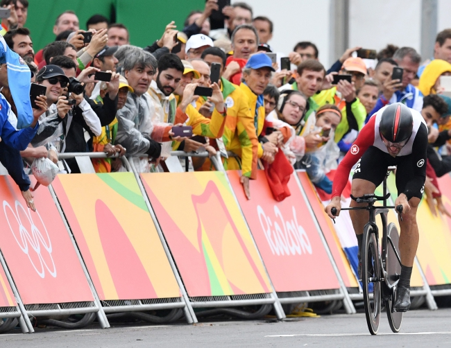 Olympic Games 2016 Road Cycling