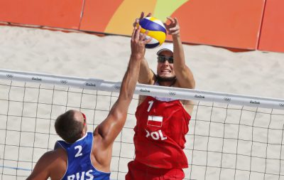Olympic Games 2016 Beach Volleyball