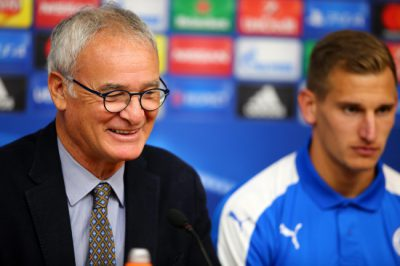 Leicester City Press Conference