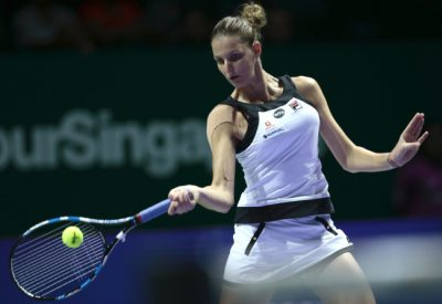 WTA Finals 2016 in Singapore