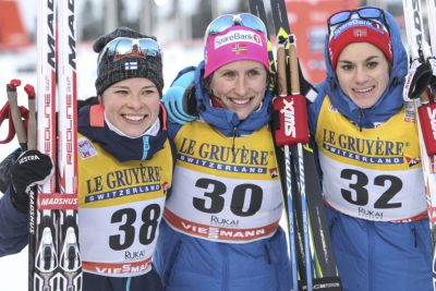 FIS Cross-Country skiing World Cup in Ruka