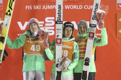 Ski Jumping World Cup in Kuusamo