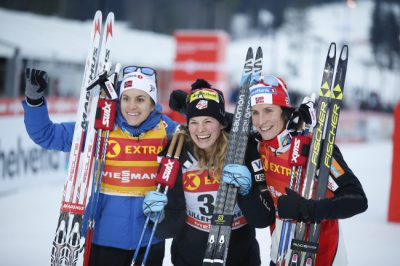 Cross Country Skiing World Cup in Lillehammer