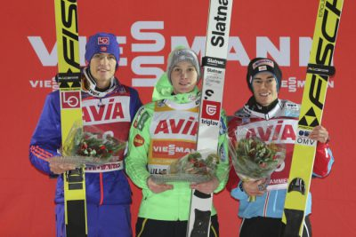 FIS Ski Jumping World Cup Lillehammer
